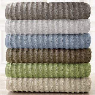 Modern Threads Wavy Luxury Spa Collection 6-piece Quick Dry Towel Set