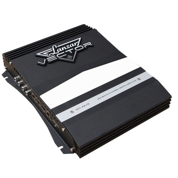 Lanzar VCT2010 800W 2-channel High Power MOSFET Amplifier (Refurbished)