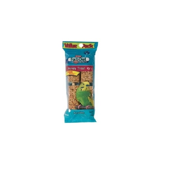 Kaytee Forti-Diet Pro Health Honey Treat Value Pack for Parakeet