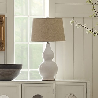 Harriett Ivory Table Lamp
