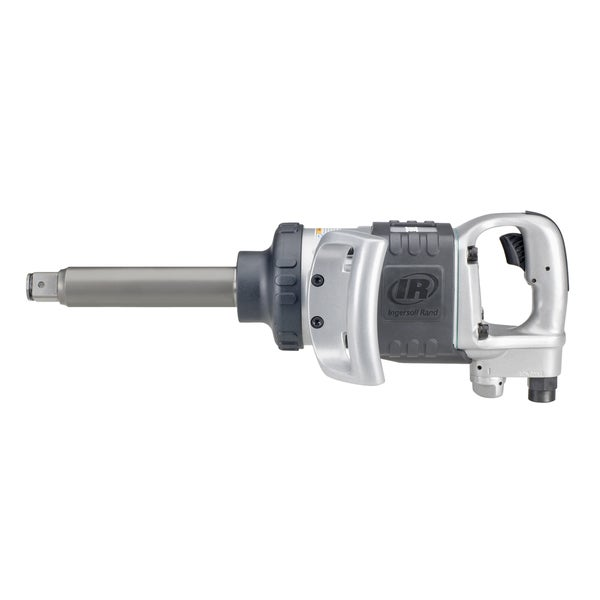 1 Inch Drive Heavy Duty Air Impact Wrench with 6 Inch Extended Anvil