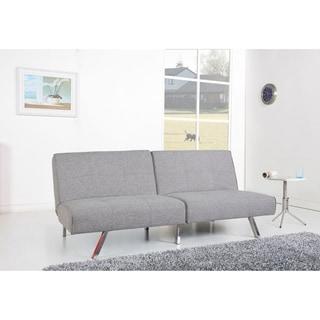 Victorville Ash Foldable Futon Sofa Bed