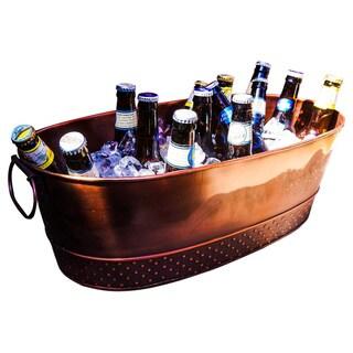 BREKX Colt Copper Finish Beverage Tub