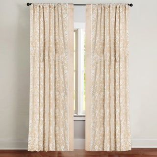 Jennifer Taylor Heirloom Curtain Panel