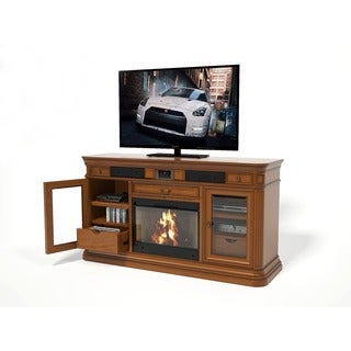 Roland 66-inch Deluxe Xperience Audio Console with Electric Fireplace