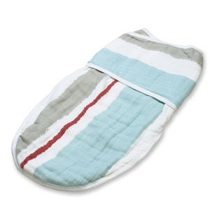aden + anais Liam The Brave Paintbrush Stripe Small Classic Easy Swaddle