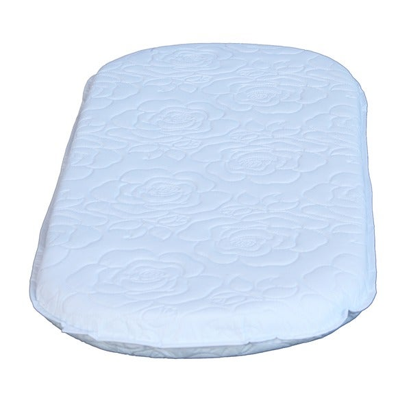 Colgate Oval Bassinet Mattress