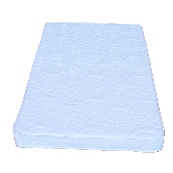 Colgate Portable 3-inch Firm Foam Mini-Crib Mattress
