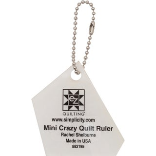 EZ Mini Tools Crazy Quilt