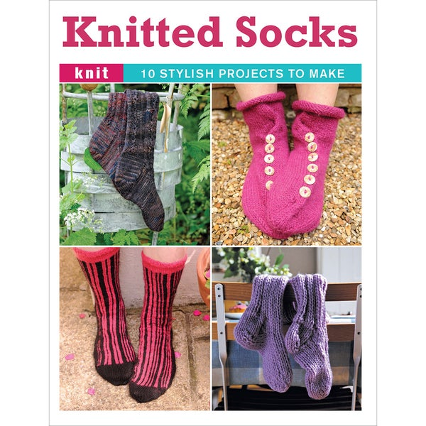 Guild Of Master Craftsman BooksKnitted Socks
