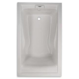 American Standard Evolution 2771V.002.020 White Soaking Bathtub