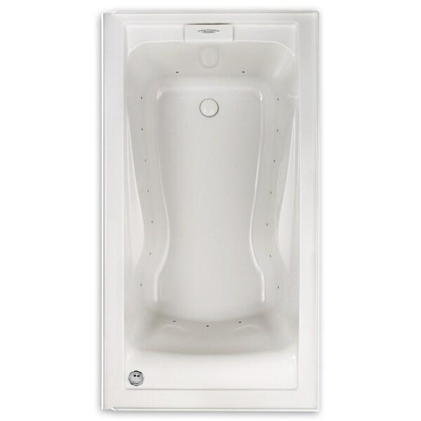 American Standard Evolution Whirlpool 2422V.068C.020 White Bathtub