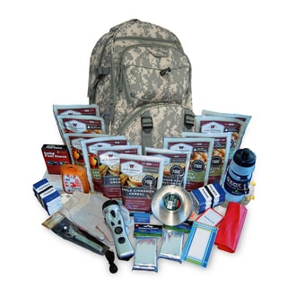 2-week Digital Camo Essential Survival Kit