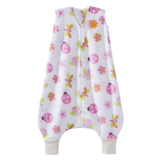 Halo SleepSack Early Walker Microfleece Pink Ladybug