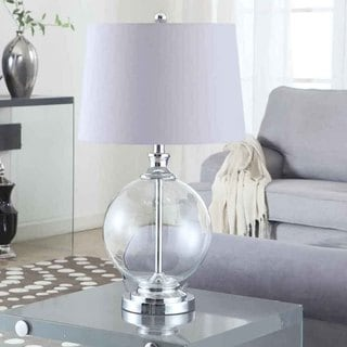 Creek Classics 28-inch Large Glass Ball Table Lamp