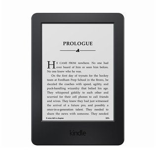 Kindle 6-inch Glare-free Touch Screen Wi-Fi eBook Reader with Special Offers