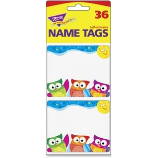 Trend Owl-Stars Collection Terrific Labels (Pack of 1,296)