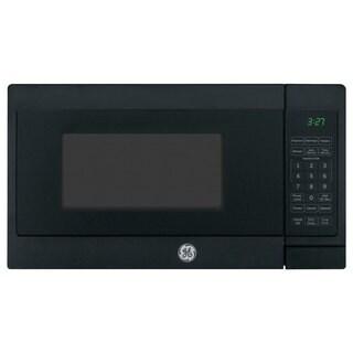 GE 0.7 cubic foot Countertop Microwave Oven Black