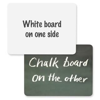 ChenilleKraft 2-in-1 Board Chalk/ Whiteboard Combo