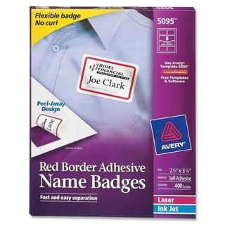 Avery Printer Name Badges (Box of 400)