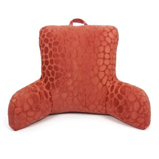 Pebble Embossed Mink Bedrest Lounger