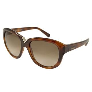 Valentino Women's V663S Rectangular Sunglasses