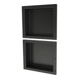 Redi Niche Double Niche Set with 2 RN1614S Single Niches