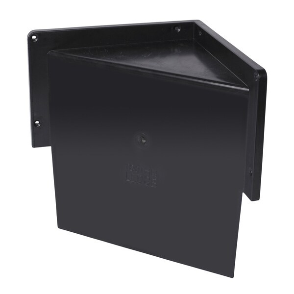 Redi Ledge Corner Redi Ledge. 15.56 in L x 8.06 in D x 12 in H. Fits all Shower Bases