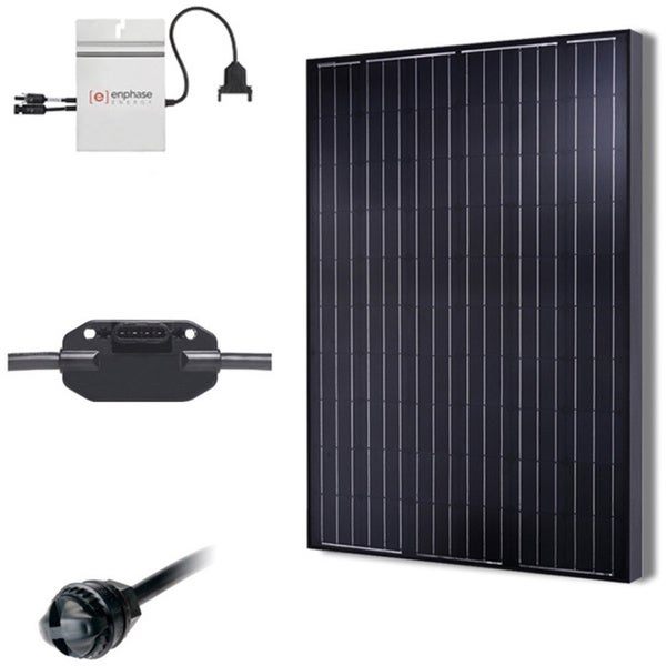 Renogy 2.5KW Grid-Tied Basic Solar Kit