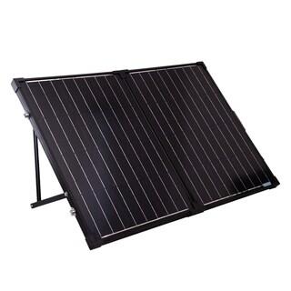 Renogy 100W 12V Monocrystalline Foldable Solar Suitcase without Controller