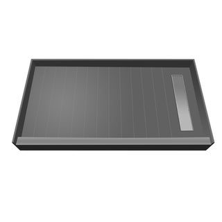 Redi Trench 36 x 72 Shower Pan Right Tileable Trench