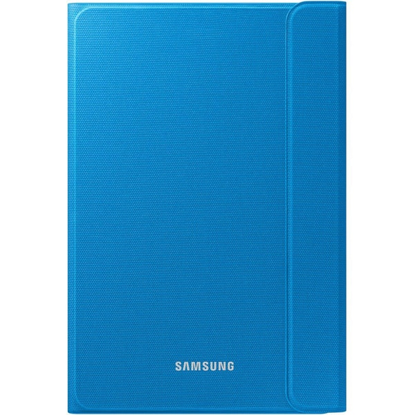 "Samsung Carrying Case (Book Fold) for 8"" Tablet - Solid Blue"