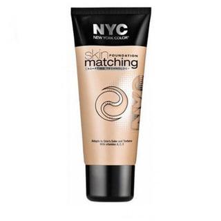 NYC Skin Matching Fair 685 Foundation