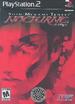PS2 - Shin Megami Tensei: Nocturne