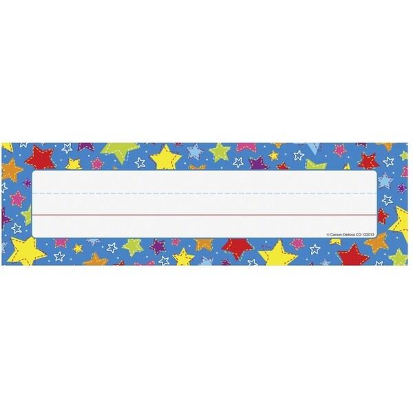 Carson-Dellosa Desk Reference Student's Nameplates - 1/ST