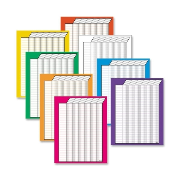 Trend Educational Chart - 8/PK