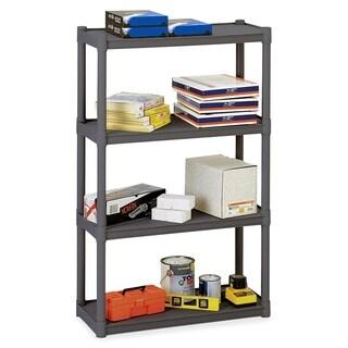 Iceberg Rough 'N Ready 4-Shelf Open Storage System - 1/EA