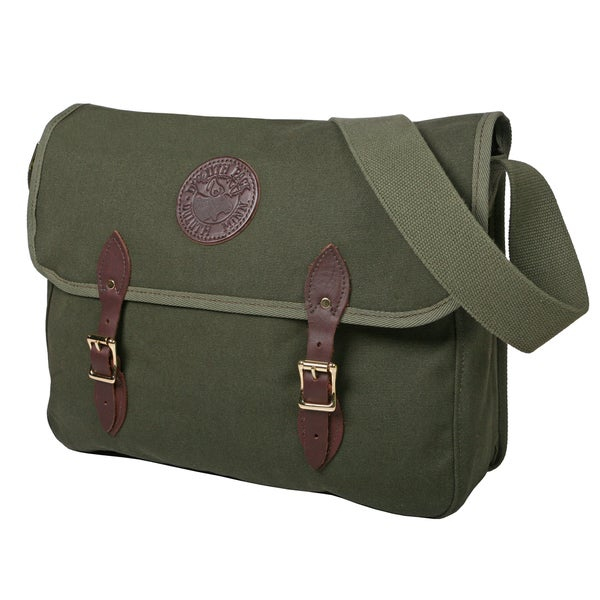 Duluth Pack Standard Book Messenger Bag