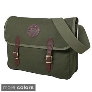 Duluth Pack Standard Book Messenger Bag