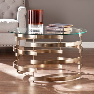 Upton Home Berclay Cocktail/ Coffee Table