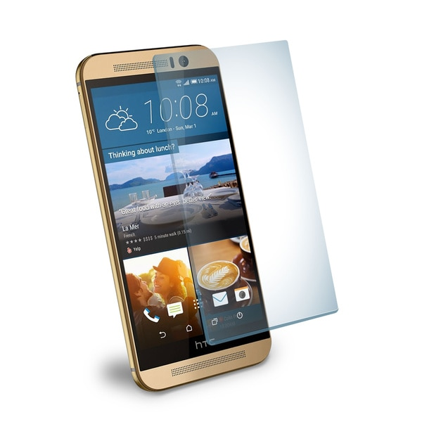 rooCASE Tempered Glass Screen Protector for HTC One M9 15370640