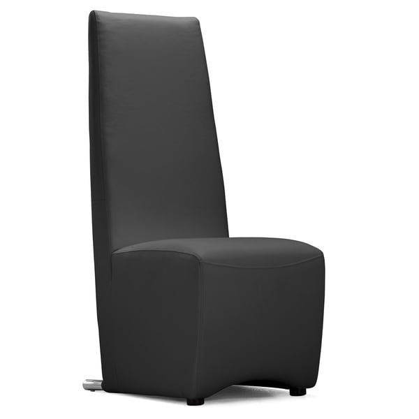 Allusion Dining Chair Black