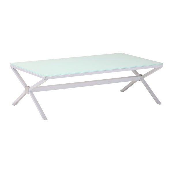 Xert Coffee Table White