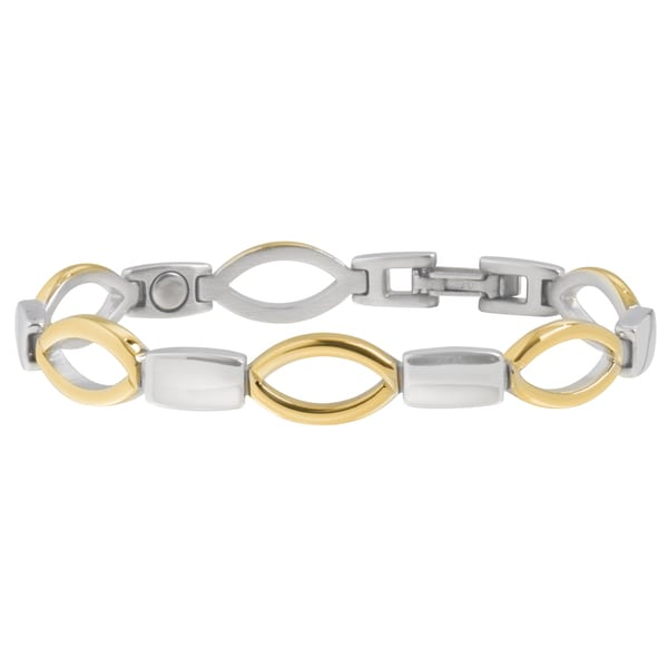 Sabona Lady Executive Designer Duet Magnetic Bracelet