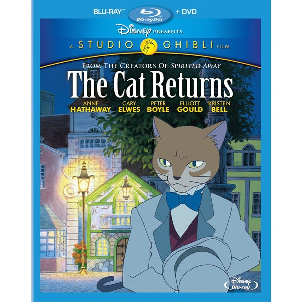 The Cat Returns (Blu-ray/DVD) 15370960