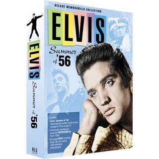 Elvis: Summer of '56 Deluxe Memorabilia Collection (DVD)