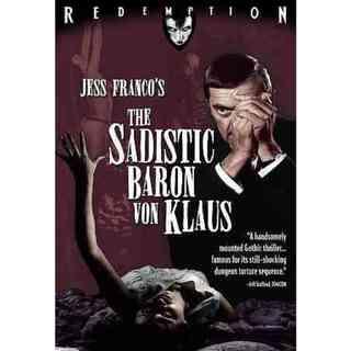 The Sadistic Baron Von Klaus (DVD) 15371045