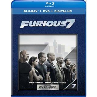 Furious 7 (Blu-ray/DVD)