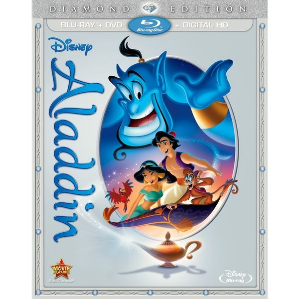 Aladdin (Diamond Edition) (Blu-ray/DVD) 15371150