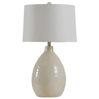 Sandstone Gourd Table Lamp